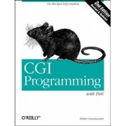 CGI Programming with Perl by Scott Guelich