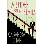 A Spider on the Stairs by Cassandra Chan
