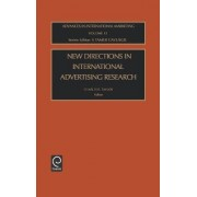 New Directions in International Advertising Research by S. Tamer Cavusgil