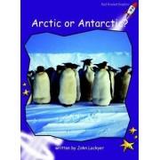 Arctic or Antarctic?: Level 3 by John Lockyer