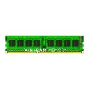 Kingston KVR16N11S8/4BK Memorie DDR-III da 4 GB, PC 1600, Verde