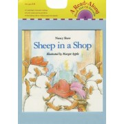 Sheep in a Shop Book & Cd by Nancy Shaw