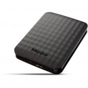 Hard disk extern Seagate Maxtor M3 Portable 2TB 2.5 inch USB 3.0 Black