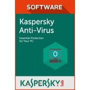 Kaspersky Lab Kaspersky Anti-Virus 2017 5PC 1 jaar