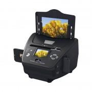 Rollei Foto-Dia-Film-Scanner PDF-S 250 mit 5,1MP Scanner und 2,4 LCD Farbmonitor