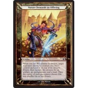 Magic: the Gathering - Nature Demands an Offering - Archenemy Schemes by Magic: the Gathering