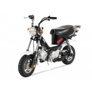 Moto BUBBLY 125 - SKYTEAM - Noir