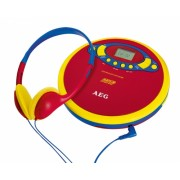 Tragbarer CD-Player CDP 4228 Kids Line, Discman
