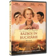 The Hundred-Foot of Journey:Helen Mirren,,Om Purj,Manish Dayal - Razboi in bucatarie (DVD)