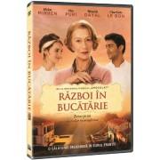The Hundred-Foot of Journey:Helen Mirren,,Om Purj,Manish Dayal - Razboi in bucatarie (DVD)