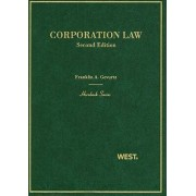 Corporation Law by Franklin A. Gevurtz