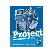Project 5. Workbook with CD-ROM