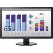"Monitor LED HP 24"" V243, Full HD (1920 x 1080), DVI, VGA, 5 ms (Negru)"