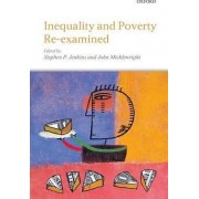 Inequality and Poverty Re-examined by Stephen P Jenkins