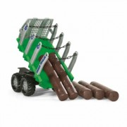ROLLY TOYS rimorchio rollyTimber Trailer 122158