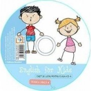 CD - English for kids clasa 3 - Rodica Dinca