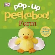 Pop-up Peekaboo! Farm by DK