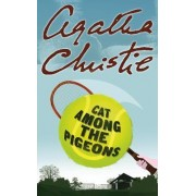 Poirot: Cat Among the Pigeons by Agatha Christie