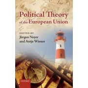 Political Theory of the European Union by Jurgen Neyer