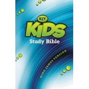 KJV, Kids Study Bible, Hardcover by Dr. Lawrence O. Richards