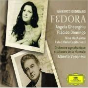 Angela Gheorghiu, Placido Domingo,Orchestre Symphonique et choeurs de la Monalle, Alberto Veronesi - Umberto Giordano: Fedora (0028947783671) (2 CD)