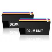 Prestige Cartridge DR1050 - Pack de 2 tambores compatibles para Brother HL-1110/HL-1112, negro