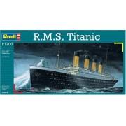 Revell Modellino 05804 - R.M.S. Titanic, scala 1:1200