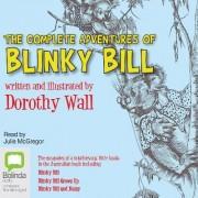 The Complete Adventures Of Blinky Bill by Julie McGregor