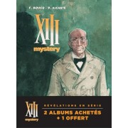 Xiii Mystery Tome 4 À 6 - Tome 4, Colonel Amos - Tome 5, Steve Rowland - Tome 6, Billy Stockton