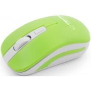 Mouse Wireless ESPERANZA EM126WG Uranus (Verde/Alb)