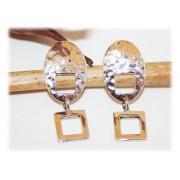 Boucles Oreilles Argent / 1000 glamour