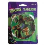 Teenage Mutant Ninja Turtles Musical Toy Tambourine Indoor or Outdoor Fun