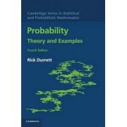 Probability by Rick Durrett