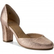 Обувки CAPRICE - 9-22401-28 Rose Metallic 521