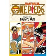 One Piece: East Blue 1-2-3, Vol. 1 (Omnibus Edition) by Eiichiro Oda