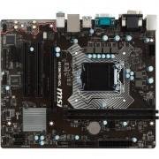 Placa de baza MSI H110M PRO-VDL Intel LGA1151 mATX