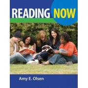 Reading Now by Amy E. Olsen