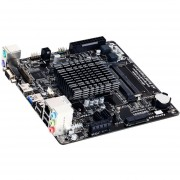 Gigabyte GA-J1800N-D2H Desktop Motherboard - Intel Chipset - Mini ITX - 8 GB DDR3 SDRAM Maximum RAM - Serial ATA/300 - On-board Video Chipset - 1 X USB 3.0 Port - HDMI