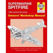 Spitfire Manual by Dr. Alfred Price