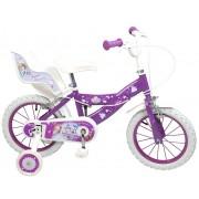 """Bicicleta copii Toimsa Sofia the First 14"""""""