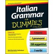Italian Grammar For Dummies by Beth Bartolini-Salimbeni