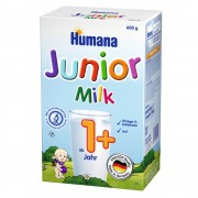 Lapte praf Humana Junior Milk de la 1 an 600 g