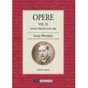 Opere Vol.III Jurnal Valcean 1944-1948 - Leca Morariu