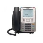 Nortel IP Phone 1140E + Icon Keycaps No Power Supply Teléfono (Grafito, G.711a, G.729a, SIP, LCD, 212 x 167 x 101 mm, Monocromo)