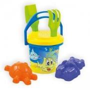 Детски комплект за пясък с кофичка, 5608 Mochtoys, налични 2 цвята, 5900747006080