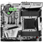 Placa de baza MSI X99A XPOWER GAMING TITANIUM, Intel X99, LGA 2011-v3