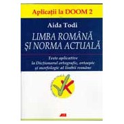 LIMBA ROMANA - NORMA ACTUALA
