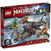 Конструктор Лего Нинджаго - Крепостта на нещастието - LEGO NINJAGO, 70605