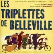Various Artists - Les Triplettes De Belleville (0724359034621) (1 CD)
