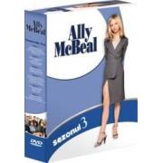 ALLY McBEAL SEASON 3 6 discs DVD 1999